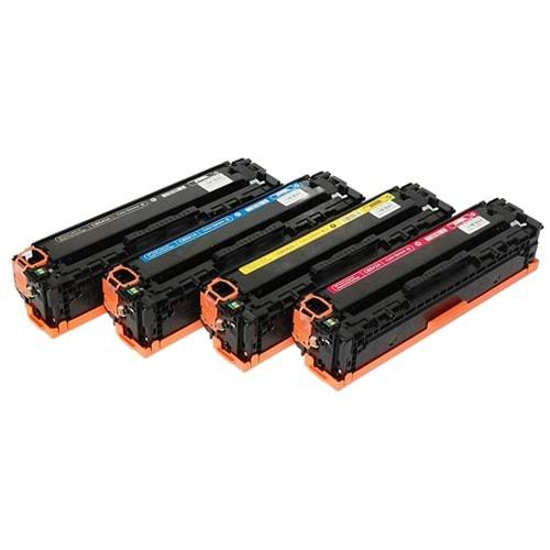 HP CB541A Mavi Lazer Toner, SM