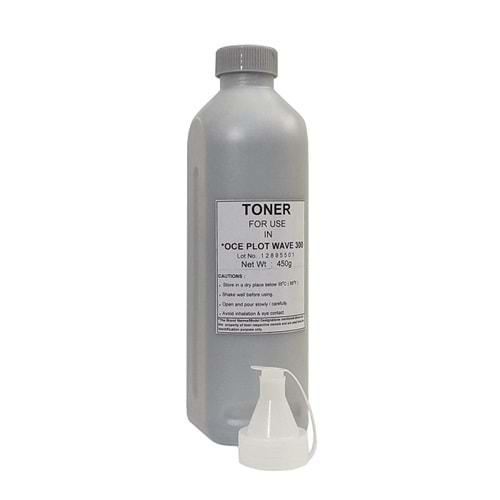 Oce,Toner Blk.Plotwave 300,1060074426,5814B001AA,450 g Bottle, TCF.