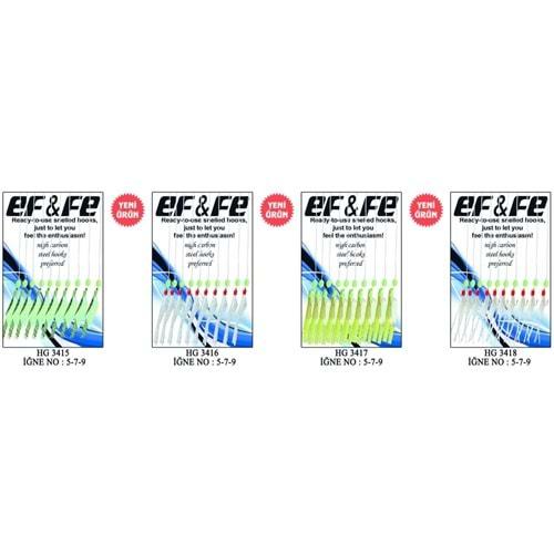 EFFE ÇAPARİ SABİKİ 10lu HG3415
