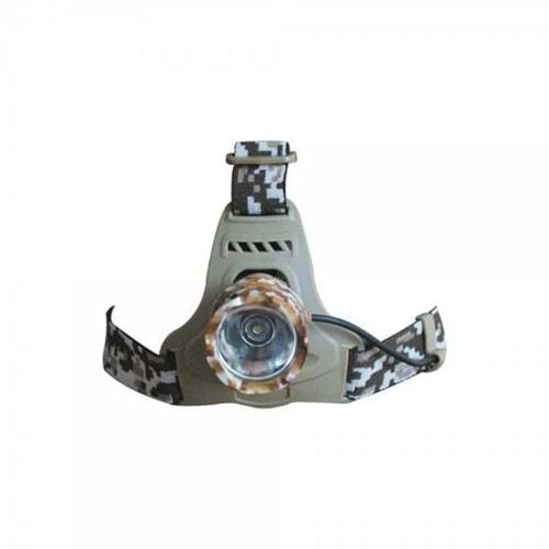 Kafa Lambası 10 Watt Şarjlı Model K11-B