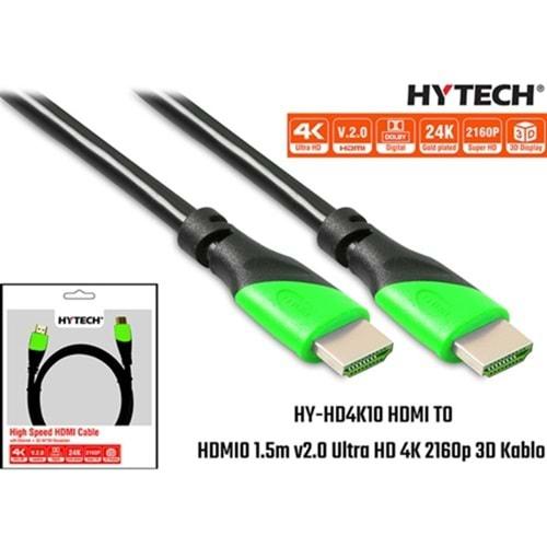 KABLO HYTECH HY-HD4K10 HDMI 10MT 4K
