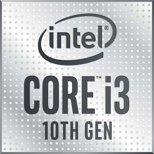 İŞLEMCİ INTEL I3-10100 3.6 GHZ 4.3 GHZ 6MB LGA1200P TRAY