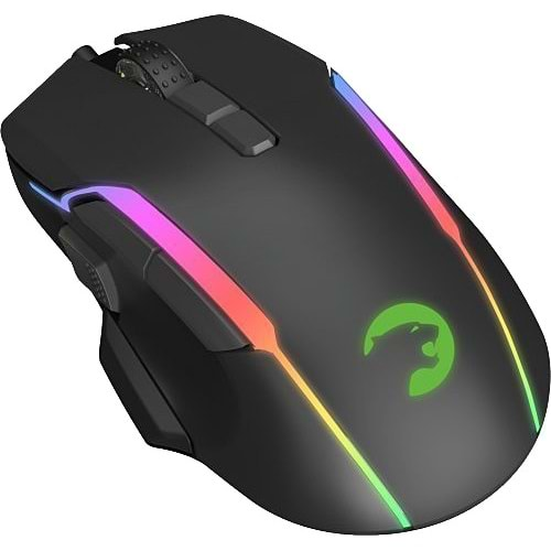MOUSE GAMEPOWER ICARUS GAMING RGB MOUSE 10.000DP USB SİYAH