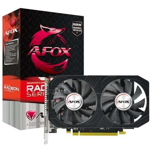 EKRAN KARTI AFOX RX550 4GB 128bit GDDR5