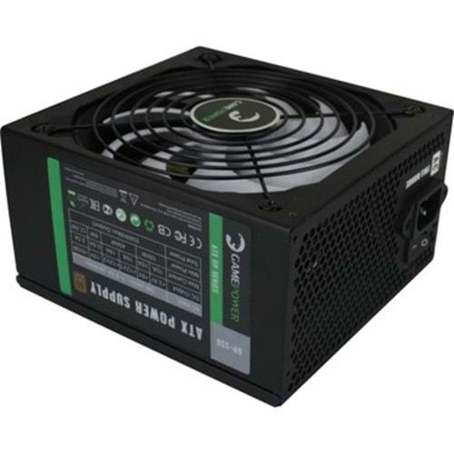 POWER SUPPLY GAMEPOWER GP-550 14CM 80+(BRONZ) 550W